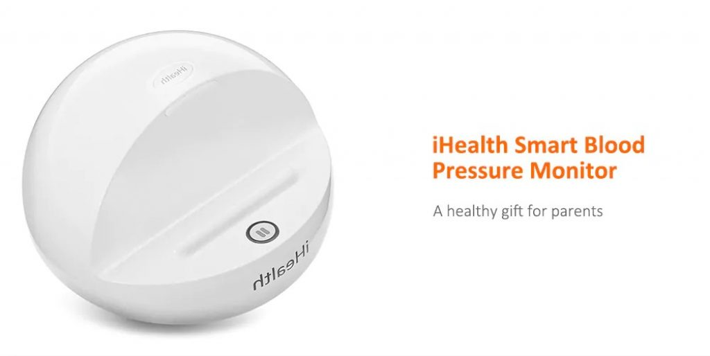 coupon, gearbest, Xiaomi Mijia iHealth BP3L Smart Blood Pressure Monitor