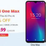 coupon, umidigi one max umidigi a3 pro smartphone banggood