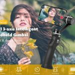 coupon, gearbest, Alfawise AS01 3-axis Intelligent Handheld Gimbal
