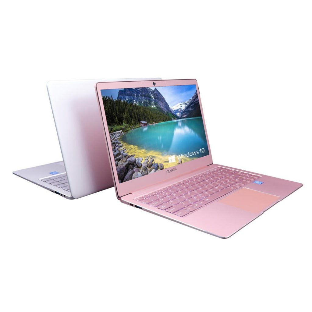 BANGGOOD, kupon, Cenava P14 Windows 10 Notebook 14.0 inci Intel Celeron N3450 6G RAM + 512GB SSD Laptop logam - Rose Gold, COUPON, BANGGOOD