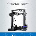 Tomtop، Creality3D Ender - 3 pro High Precision 3D Printer - BLACK US PLUG (3-PIN)، coupon، GearBest