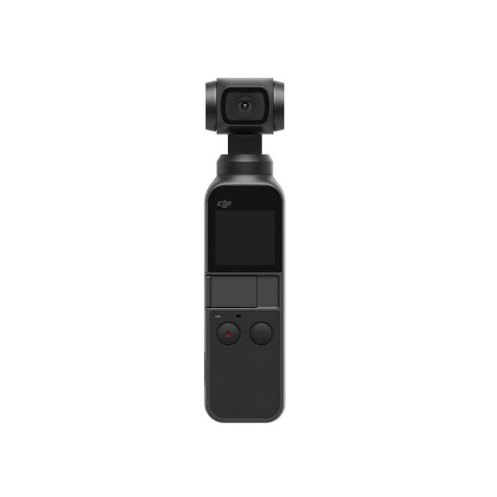 DJI Osmo Pocket 3-Axis Stabilized Handheld Camera HD 4K 60fps 80 Degree FPV Gimbal Smartphone 10%, coupon, BANGGOOD