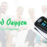 coupon, gearbest, Digital Fingertip Pulse Oximeter - GREEN
