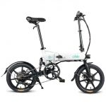 coupon, gearbest, FIIDO D2 Shifting Version 16 inch Folding Electric Bicycle