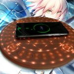 Gocomma Magic Array Wireless Charger - COFFEE 10W, coupon, GearBest