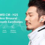 coupon, gearbest, HUAWEI Honor FlyPods CM - H2S Bluetooth Earphones Touch Control Earbuds
