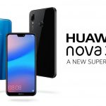 HUAWEI Nova 3e ( HUAWEI P20 Lite ) 4G Phablet International Version 4RAM 64ROM - BLACK, COUPON, GearBest