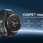 tomtop, kupon, banggood, Kospet naděje 4G Smartwatch telefon