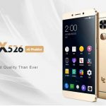 LeTV Le X526 4G Phablet International Version - GOLD, COUPON, GEARBEST