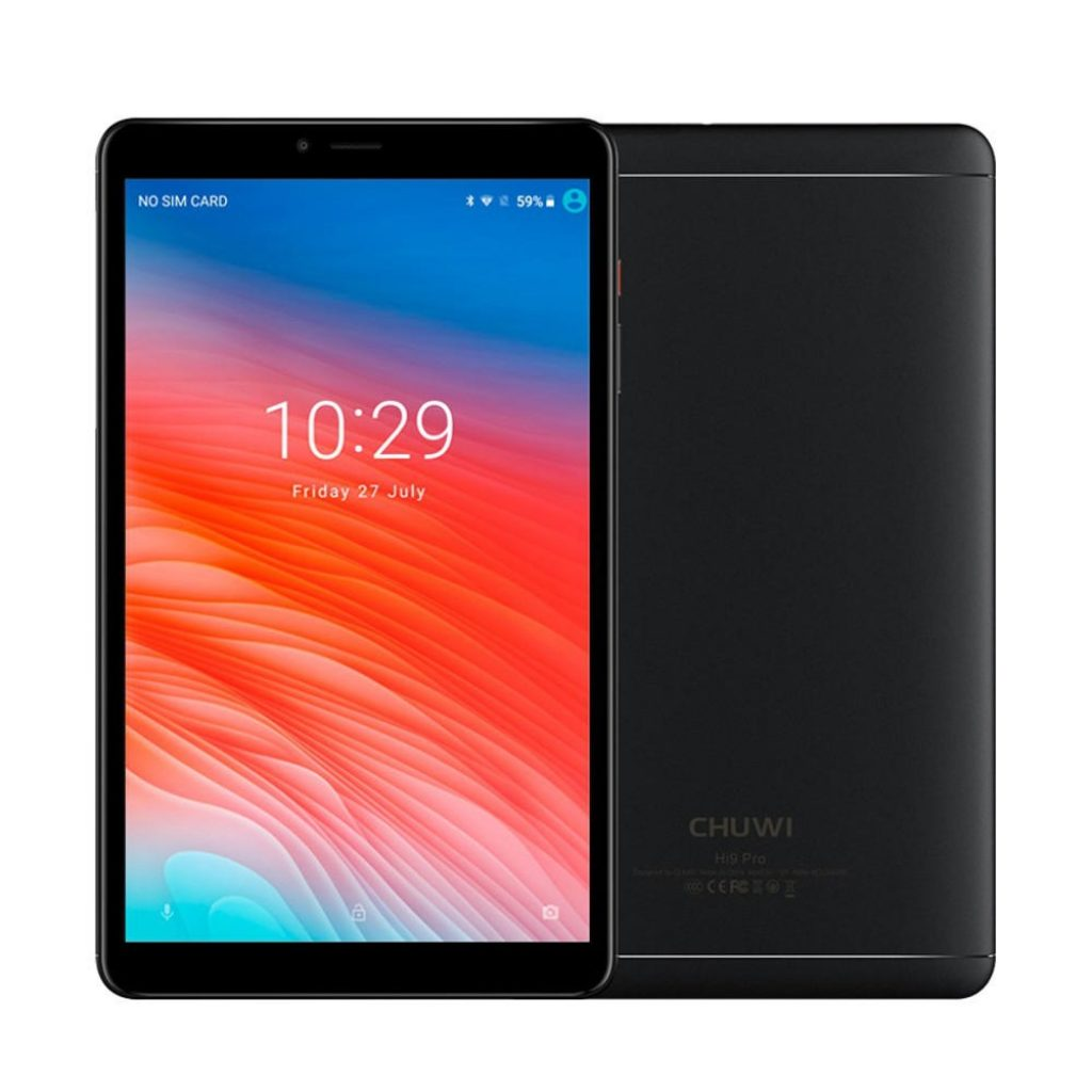 Original Box CHUWI Hi9 Pro 32GB MT6797D Helio X23 Deca Core 8.4 Inch Android 8.0 Dual 4G Tablet, COUPON, BANGGOOD