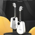 coupon, gearbest, Populele 2 LED Bluetooth USB Smart Ukulele from Xiaomi youpin