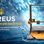coupon, gearbest, TEVO Nereus Touch Screen 3D Printer
