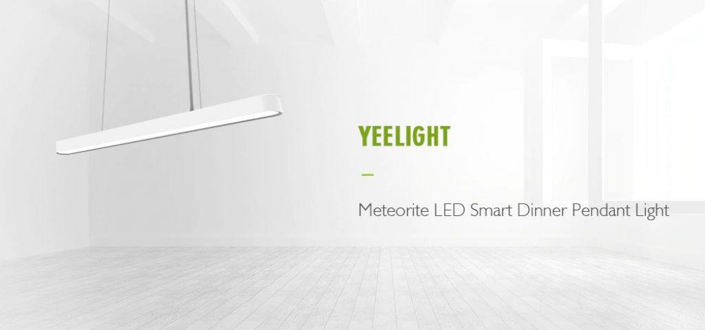 κουπόνι, gearbest, YEELIGHT Μετεωρίτη LED Έξυπνο δείπνο κρεμαστό κόσμημα φώτα