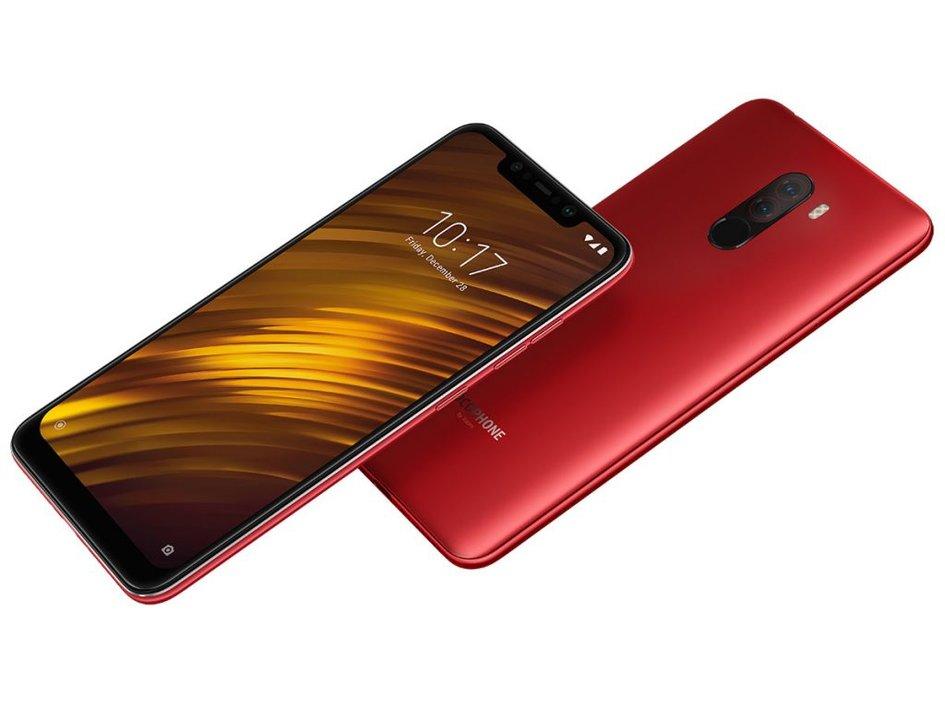 Xiaomi Pocophone F1 DxOMark