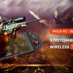 coupon, gearbest, iPEGA PG - 9087 Extendable Bluetooth Controller Gamepad
