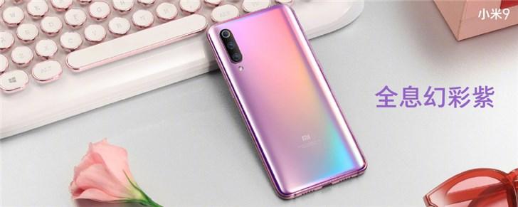 Xiaomi Mi 9 series review