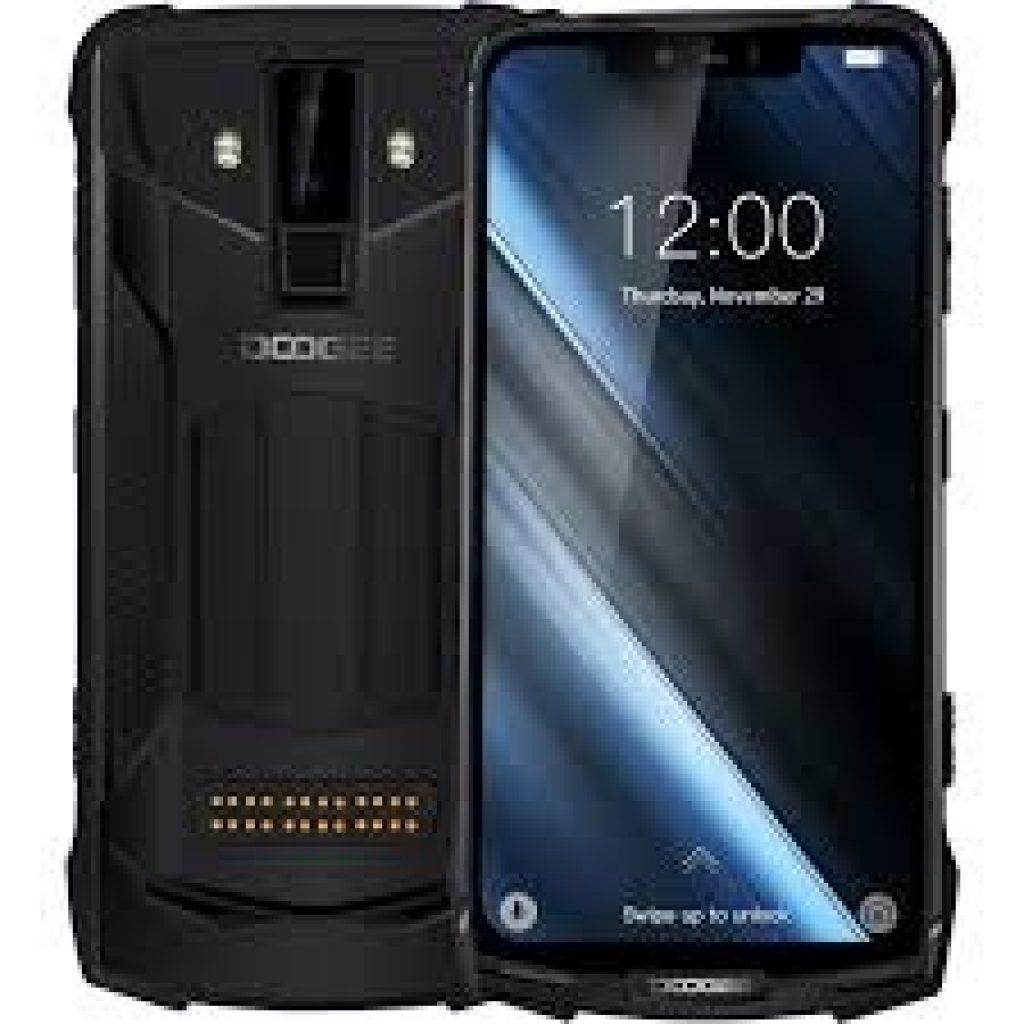 クーポン、banggood、DOOGEE S90スタンダードエディション6.18インチFHD + IP68 NFC 5050mAh 6GB RAM 128GB ROM Helio P60オクタコア4Gスマートフォン
