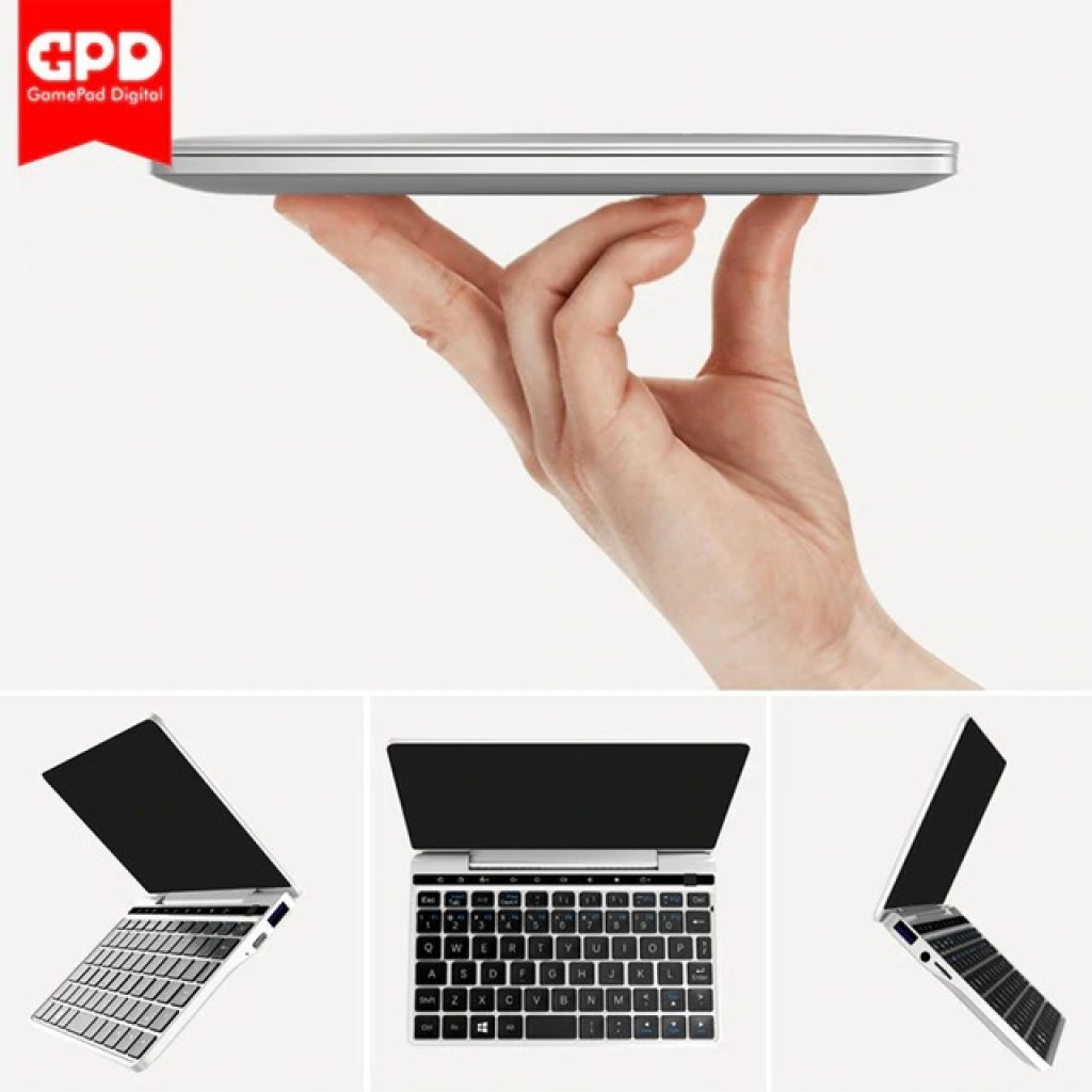 coupon, tomtop, GPD Pocket 2 Mini Laptop Tablet PC Notebook Windows
