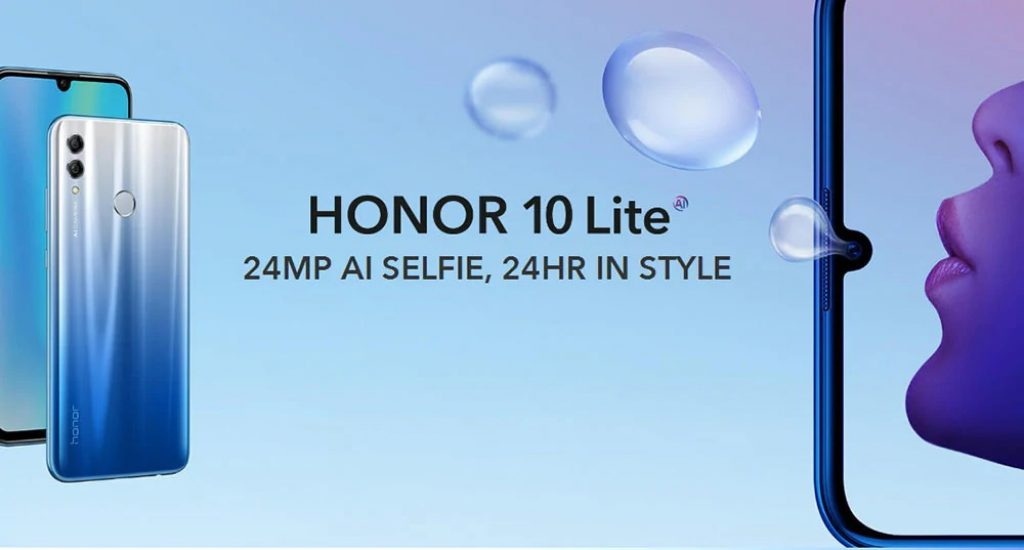 coupon, gearbest, HUAWEI Honor 10 Lite 4G Phablet