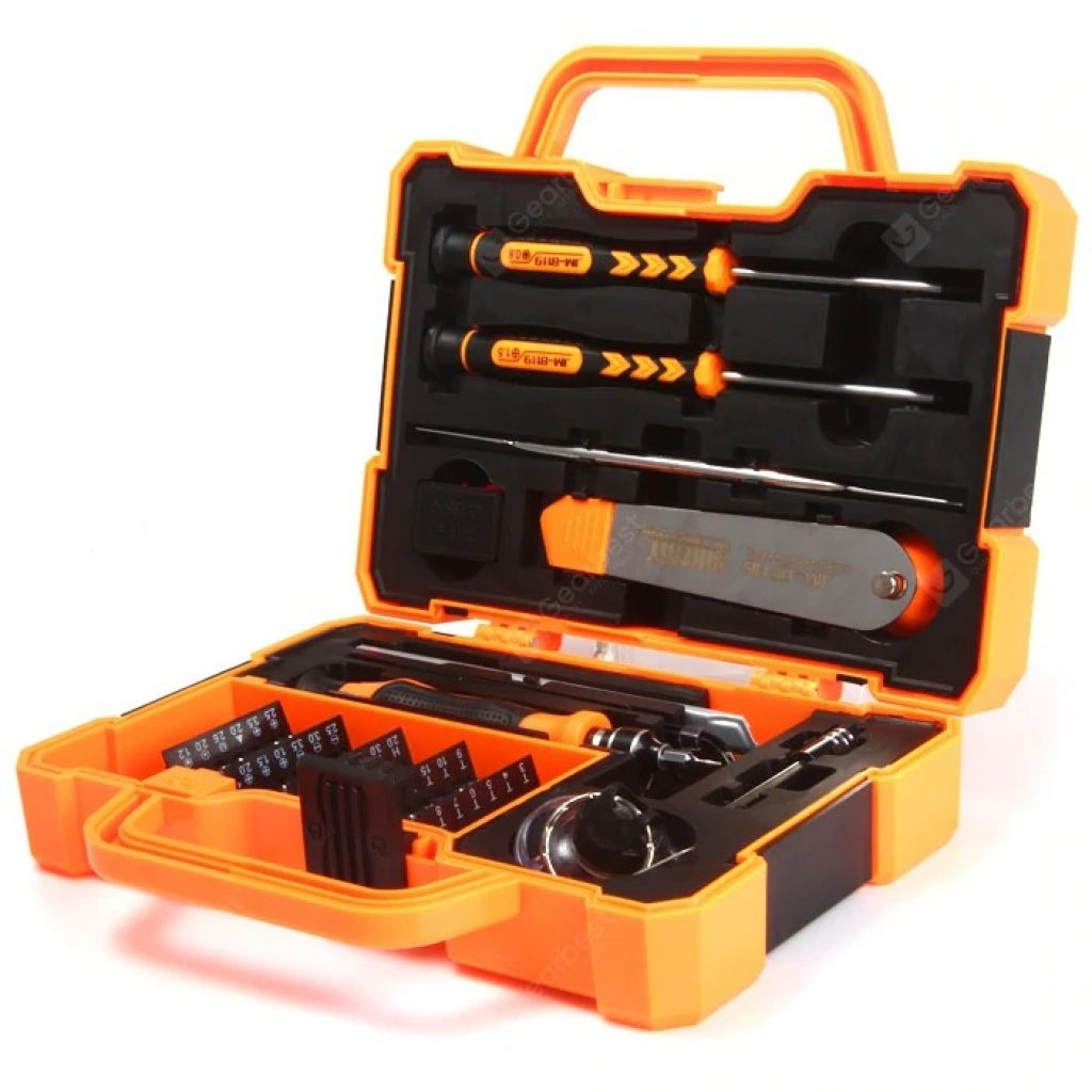 coupon, gearbest, JAKEMY JM-8139 45 in 1 Screwdriver Repair Tool Set