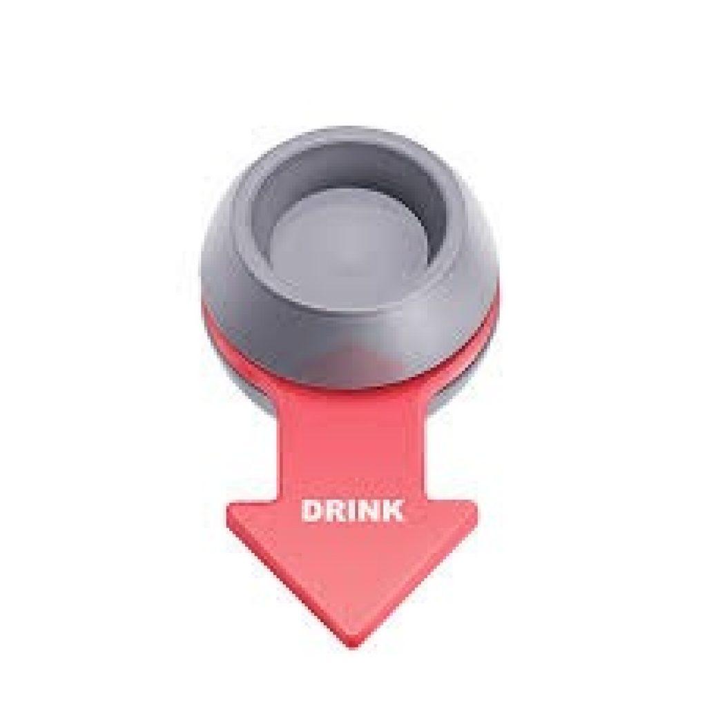 KCASA KC-DKA1 Original Spin The Shot Party Drinking Game Bars Fine Wine Props Funny Game, COUPON, BANGGOOD