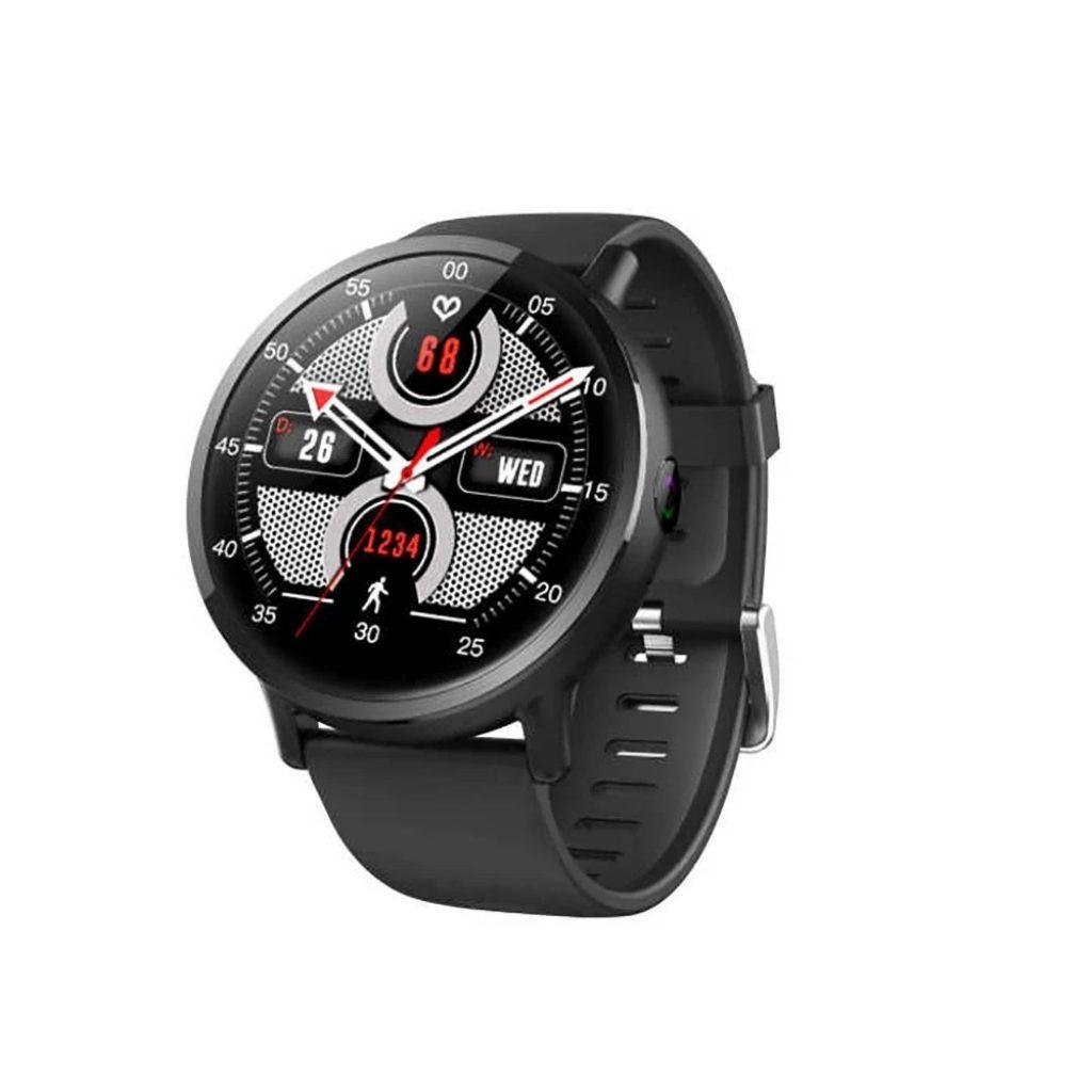 coupon, tomtop, LEMFO LEMX 4G Smart Watch Phone