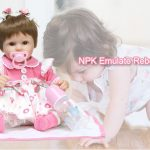 coupon, gearbest, NPK Emulate Reborn Baby Doll Stuffed Toy for Kids