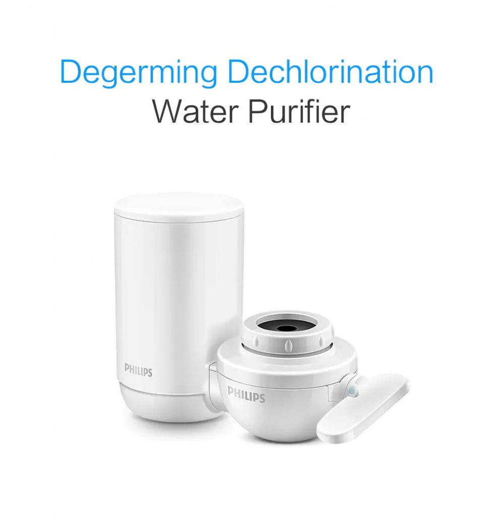 coupon, gearbest, PHILIPS CM - 999 Degerming Dechlorination Water Purifier from Xiaomi Youpin