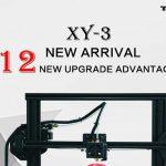 coupon, gearbest, TRONXY XY - 3 3D Printer