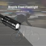 coupon, gearbest, UltraFire 1600Lm Cree XML T6 18650 Zoomable LED Flashlight