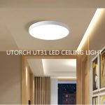kupon, gearbest, UT31 LED Ceiling Light Utorch