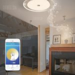 coupon, gearbest, Utorch X89 Bluetooth Music Ceiling Light