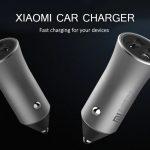 coupon, gearbest, Xiaomi CC05ZM 18W Double USB Port Design Car Charger