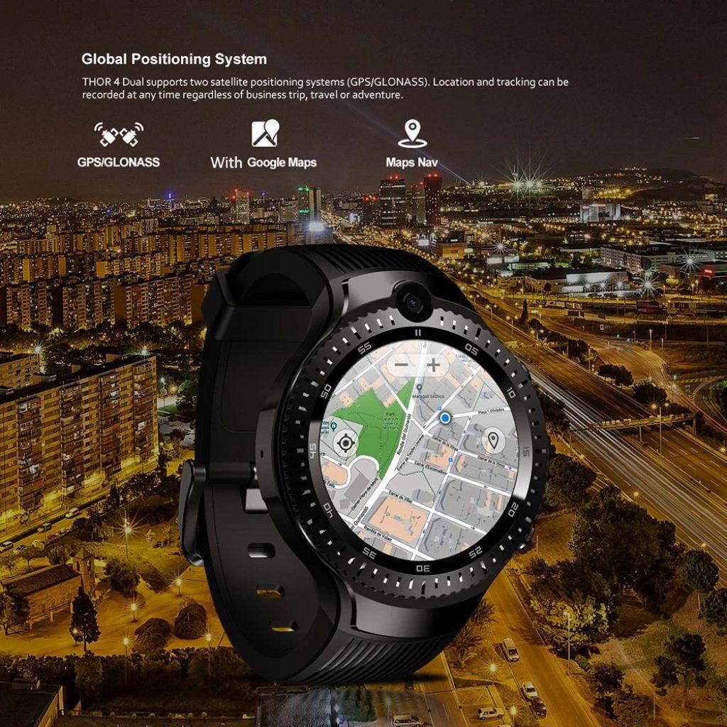 coupon, tomtop, Zeblaze THOR 4 Dual Smart Watch