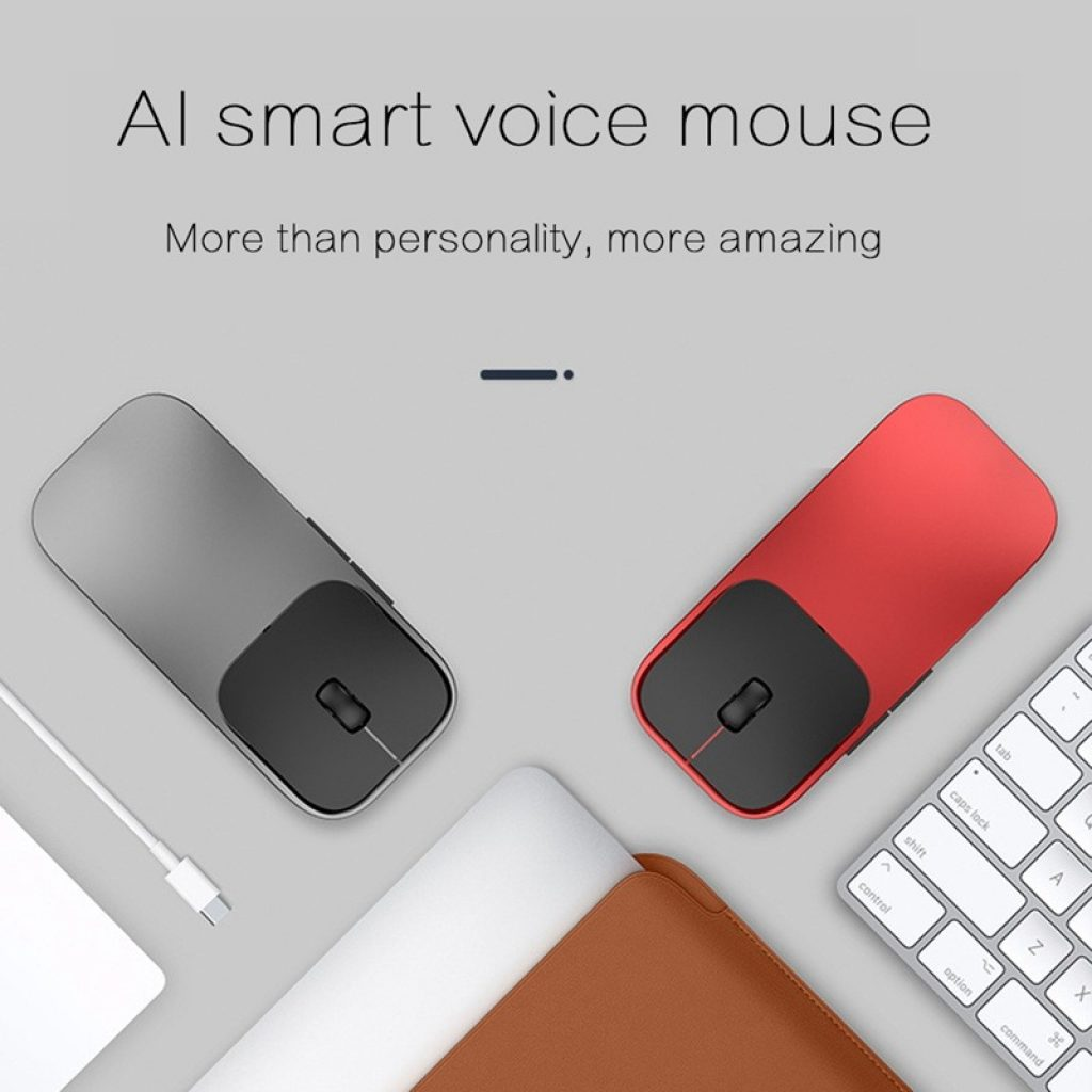 coupon, gearvita, AI Smart Voice Wireless Mouse Rechargeable