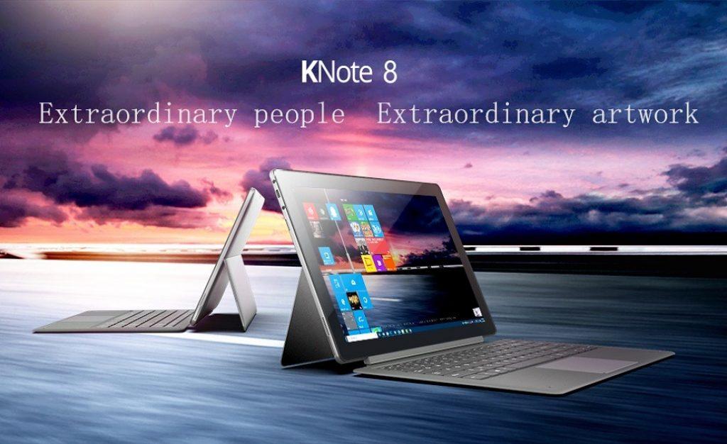 coupon, banggood, ALLDOCUBE Cube KNote 8 256GB Intel Kaby Lake Dual Core 13.3 Inch Windows 10 Tablet PC