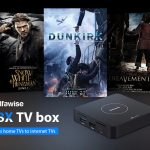 coupon, gearbest, Alfawise A8X Android 9.0 3D TV BOX