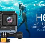 coupon, gearbest, Alfawise EKEN H6S 2 inch 4K HD WiFi Action Camera Waterproof Sports DV with EIS Anti-shake