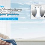coupon, gearbest, Alfawise WS - 960 Robot Window Cleaner
