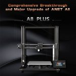 كوبون ، banggood ، طابعة Anet® A8 Plus DIY 3D