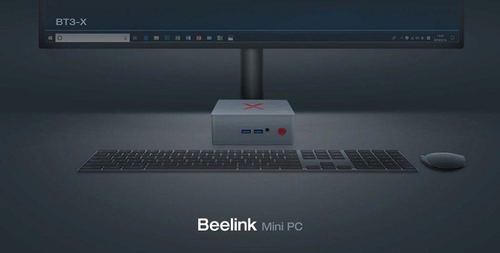 phiếu giảm giá, gearbest, Beelink BT3 - X Mini PC