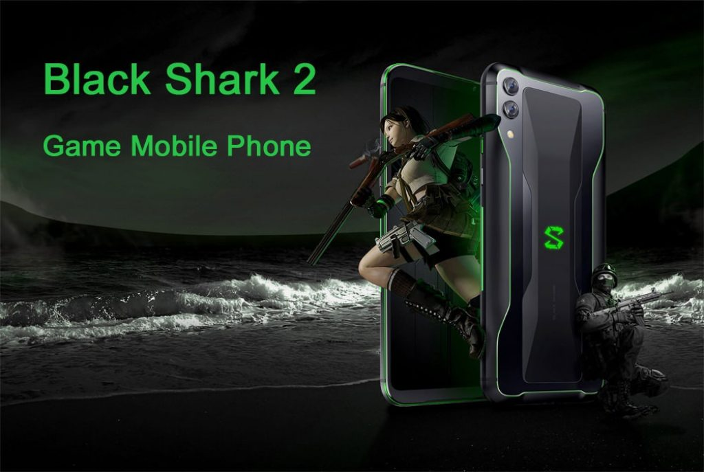 xiaomi, coupon, gearvita, Black Shark 2 4G Smartphone