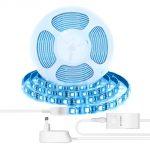 kupon, banggood, BlitzWolf® BW-LT11 2M 5M Smart APP upravljanje RGBW LED svjetlo garnitura ili 1M Strip Light Extension Plus - 2M EU Plug LED Strip Light Set