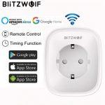 kupon, banggood, Soket Pintar WIFI BlitzWolf® BW-SHP2