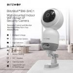 coupon, banggood, Blitzwolf® BW-SHC1 1080P Wall-mounted PTZ Indoor WiFi IP Camera Smart Home Security Monitor