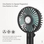 coupon, banggood, Digoo DF-004 Foldable USB Charging Fan Portable Mini Handheld Speed Adjustable Cooling Fan Regulation