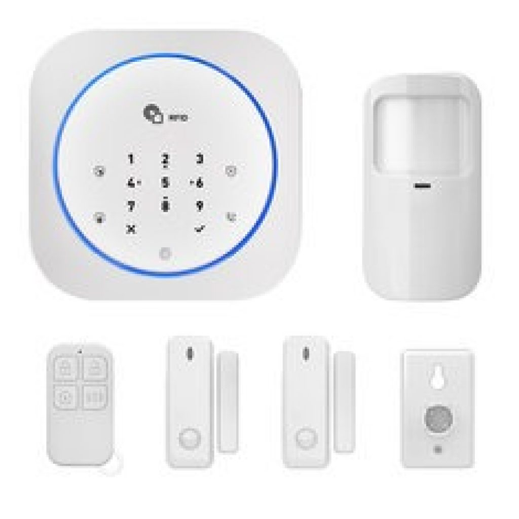 купон, Banggood, Digoo DG-MAS1 Новые 433MHz беспроводные GSM DIY комплекты домашней сигнализации