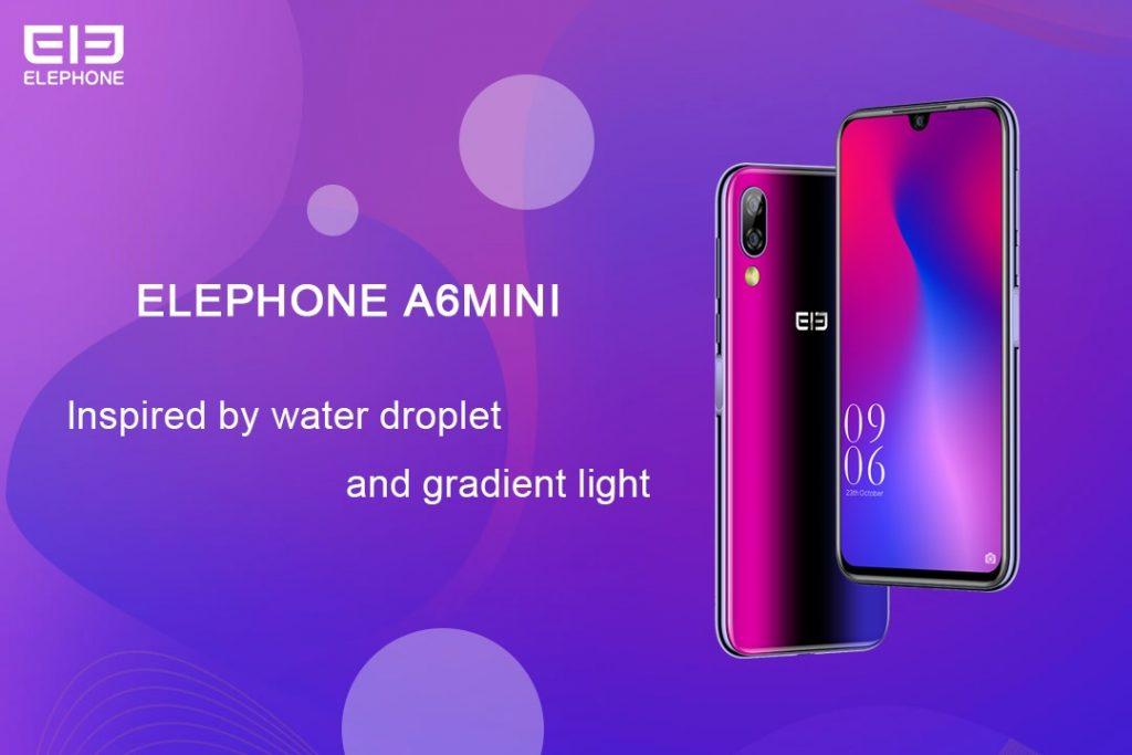 купон, banggood, смартфон Elephone A6 Mini