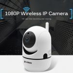 coupon, gearbest, Gocomma 1080P Wireless WIFI IR Cut Security IP Camera Night Vision Intelligent Surveillance Cameras