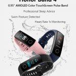 coupon, gearvita, Écran couleur Amoled pour le bracelet 4 Smart Band de Huawei Honor